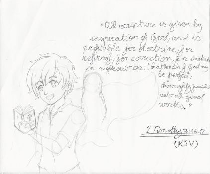IDOTB - 2 Timothy 3:16-17 by Feesu-san
