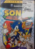 Sonic Mega Collection by sonicfan40