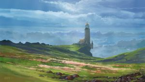 Lighthouse by Demonplay