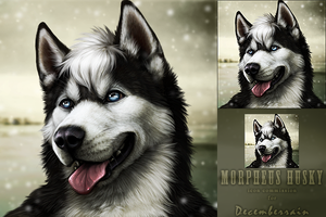 Morpheus Icon Commission by DarkIceWolf