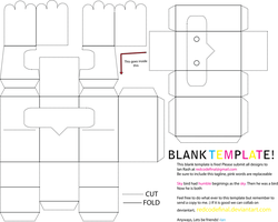 PaperBird Blank Template v2 by redcodefinal