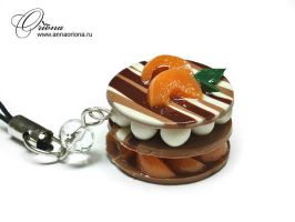 Trinket 'Fruit' by OrionaJewelry