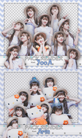 [ PACK RENDER #10 ] YOOA - ARIN ( OH MY GIRL ) by Risahhh
