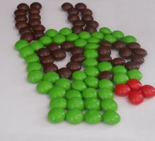 Skittle Gir by Busted-Love