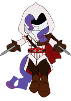 Assassin Rarity by animalpainter