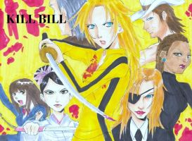 Kill+Bill by CapricornBlue