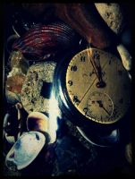 Old Grandfathers watch. by NeahsSomnium