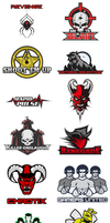 Team Logo Wall 3 by Alexandar-Obert