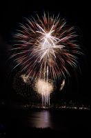 Gasworks Fireworks 3 by draxxion