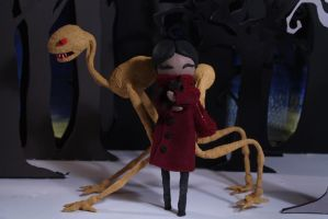 Stop Motion Puppets by superayaa