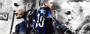 Wesley Sneijder - Total90 by YuppoGFX