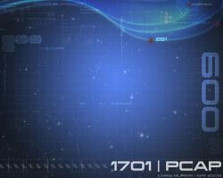 Star Trek PCAP Wallpaper by Hayter