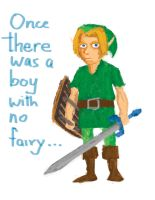 Boy With No Fairy by tolemach