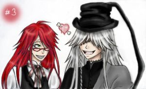 Grell and Undertaker by heartless-doll