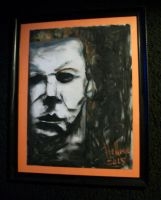 Michael Myers by JohnnyHell666