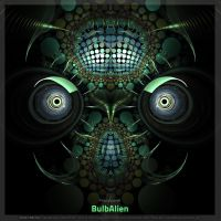 BulbAlien by fractalyzerall