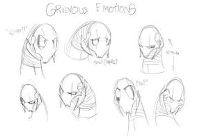 Grievous Emotion by r2griff2
