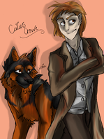 Caius Crowe by X-x-Magpie-x-X