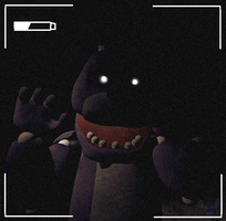 FNaF: Bonnie's Gonna Getcha by Stitchlovergirl96