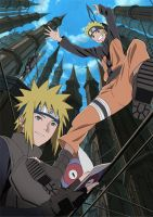 Naruto Shippuden: The Lost Tower by sasukes-sister