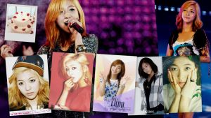 Happy Birthday to F(x)'s Park SunYoung by Lissette8017
