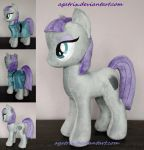 Maud Pie plush by agatrix