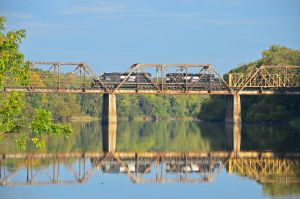 River Crossing by CSX5344