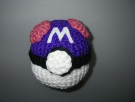Master Ball from Pokemon by Tirrivee