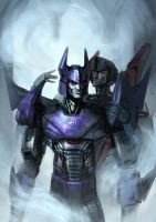 Starscream's Ghost by Naihaan