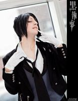 Sebastian Michaelis: Seduce by Maxieyi
