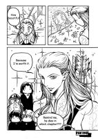 Narcissistic Legolas LOTR p.8 by Marie-Angele