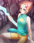 Pearl from Steven Universe by RacoonKun