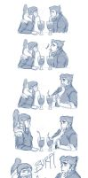You are one of a kind Korra by pandatails