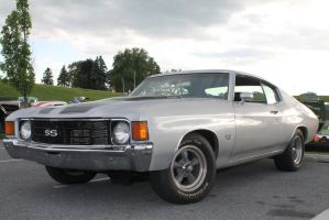 Back To Back Chevelles by SwiftysGarage