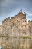 Gravensteen 1 by chasnam
