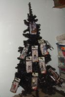 The Walking Dead Tree by cluedog