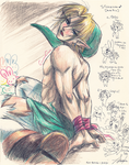 Link in a Trouble by CrimsonxCrime