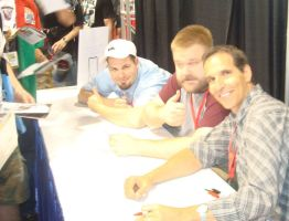 McFarlane, Kirkman, and Me by RyanOttley