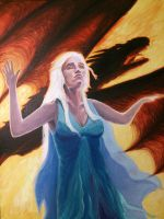Game of thrones WIP 2 by Wideen