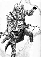 Connor Kenway by emuffin717