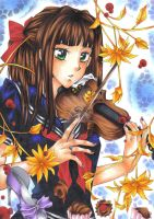 A girl called Viola by Shiita