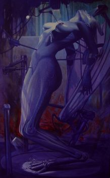 The Incarnation of Lust by borda