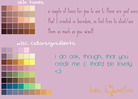 le free colors by K3nel1OS