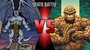 Goliath vs. The Thing by MetalHarbinger084