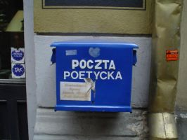 Mail and Poetry by Anere