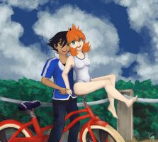 Summer ride by SurrealMime