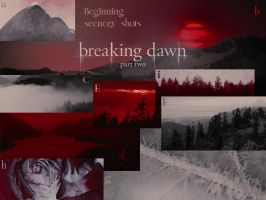 BreakingDawn2 scenery shots by timberwolf90