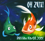 Oh Zut, Poisson d'Avril 2015 by Netaro