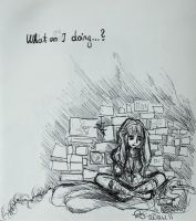 What am I doing by MakajaKitoshi