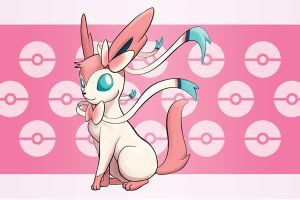 No. 700 Sylveon by MGabric
